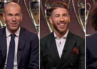 ¿Cómo celebran Zidane, Sergio Ramos o Marcelo la Navidad?