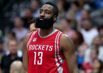 James Harden despacha a los Mavs y sella el triunfo de los Rockets