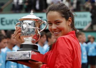 Ana Ivanovic anuncia su retirada del tenis profesional