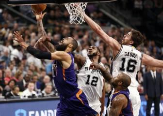 Aldridge lidera el triunfo de los Spurs con un entonado Pau Gasol