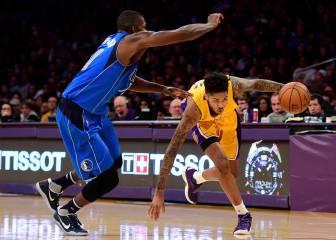Matthews sella el triunfo para los Mavericks ante los Lakers