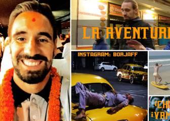 El campeón indio, desde dentro: el viaje de Borja Fernández