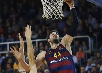 Resumen del Barcelona Lassa - Darussafaka de Euroliga