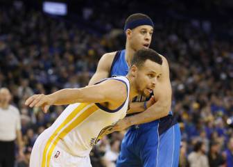 Resumen del Golden State Warriors - Dallas Mavericks