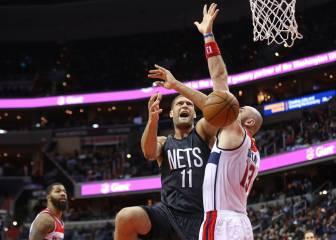 Resumen del Washington Wizards - Brooklyn Nets