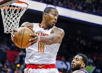 Resumen del Atlanta Hawks - Detroit Pistons de la NBA