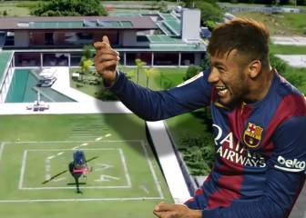 Go inside Neymar's luxurious Río mansion (helipad 'n' all)