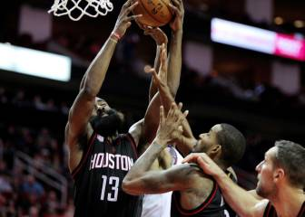Resumen del Houston Rockets - New York Knicks de la NBA