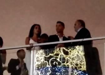 La fiesta de Nochevieja de Cristiano Ronaldo con su novia