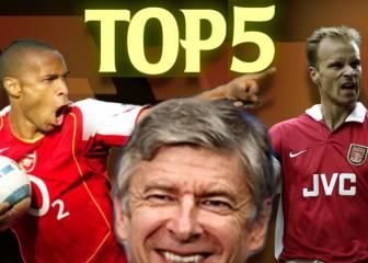 De Henry a Kanu: TOP 5 goles del Arsenal según Wenger