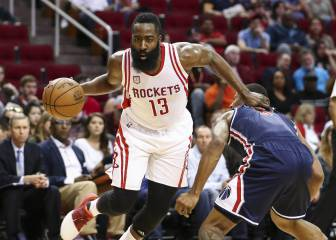 Resumen del Houston Rockets - Washington Wizards de la NBA