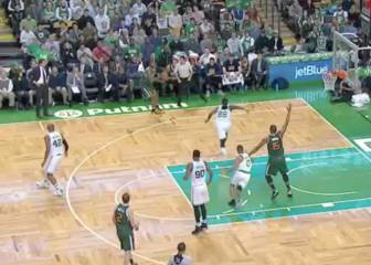 Resumen del Boston Celtics - Utah Jazz de la NBA