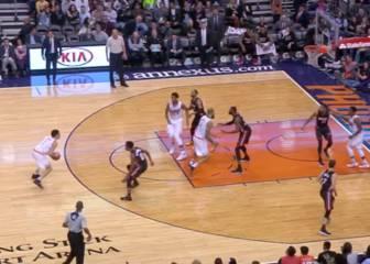Resumen del Phoenix Suns - Miami Heat de la NBA