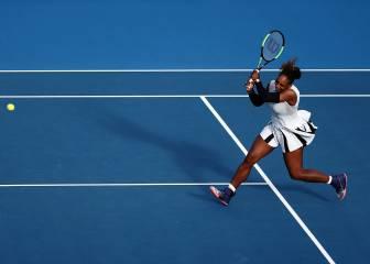 Serena cae ante Brengle y dice adiós al torneo de Auckland