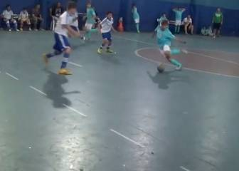 Thiago Cruz: the young futsal sensation hailed as a 'new Messi'