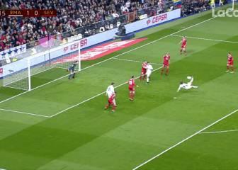 Si mete este gol Modric hay que levantarle una estatua