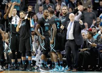 Resumen del Charlotte Hornets - Oklahoma City Thunder de NBA