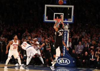 Resumen del New York Knicks-Milwaukee Bucks de la NBA