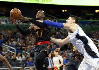 Resumen del Orlando Magic - Atlanta Hawks de la NBA