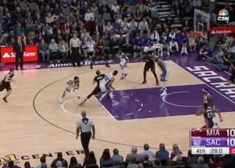 Resumen del Sacramento Kings - Miami Heat de la NBA
