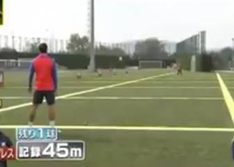 No es real: el 'que no caiga' de Messi y Suárez desde 50 metros