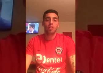 El apoyo de Gabriel Castellón a los afectados por el incendio