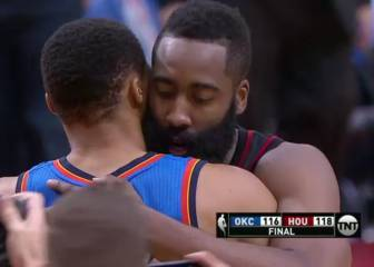 Resumen del Houston Rockets - Oklahoma City Thunder