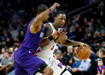 Resumen del Detroit Pistons - Charlotte Hornets de la NBA
