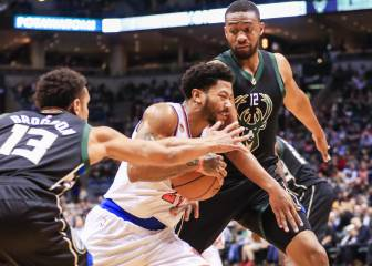 Resumen del Milwaukee Bucks - New York Knicks
