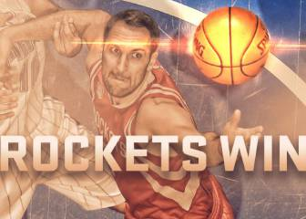Resumen del Orlando Magic - Houston Rockets de la NBA