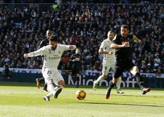 Isco no se queda atrás: vean el doblete que atrajo al Bernabéu