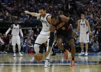 Resumen del Dallas Mavericks-Atlanta Hawks de la NBA