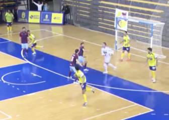 Jornada 14. Gran Canaria FS 5-3 Levante UD FS