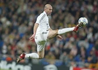 Los mejores regates de Zidane en 2': era demasiado bueno