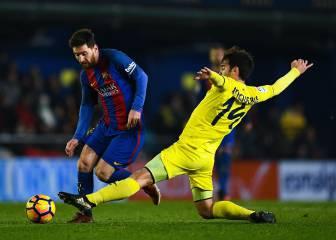El Barça rescata un punto en el 90´ con un golazo de Messi