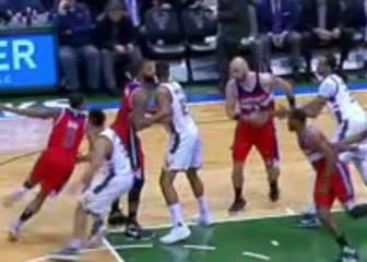 Resumen del Milwaukee Bucks - Washington Wizards