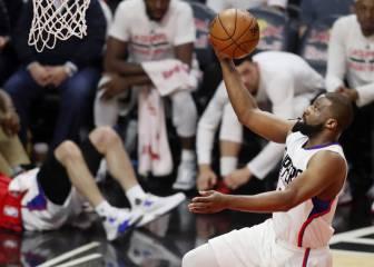 Resumen de Los Angeles Clippers - Miami Heat