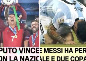 La Gazzetta explica por qué Cristiano es mejor que Messi