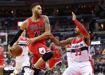 Resumen deWashington Wizards - Chicago Bulls