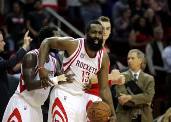 Resumen de Houston Rockets-Charlotte Hornets