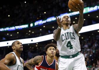 Resumen del Boston Celtics - Washington Wizards