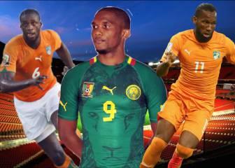 De Eto'o a Weah: los 10 mejores futbolistas africanos de siempre