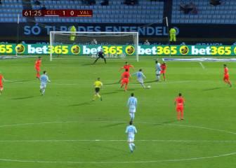 ¡Volvió el Rossi del Villarreal! Bonito gol y jugada de genio
