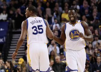 Resumen del Golden State Warriors - Detroit Pistons