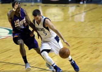 Resumen del Dallas Mavericks - Phoenix Suns jugado en México