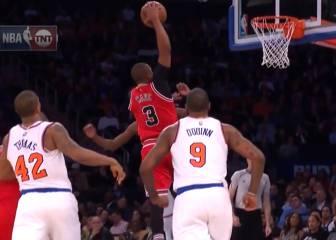 Wade vuela como antaño y hace enloquecer al Madison