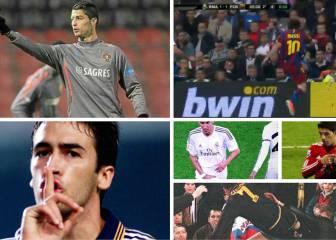 Los gestos más polémicos a la grada de los cracks del fútbol