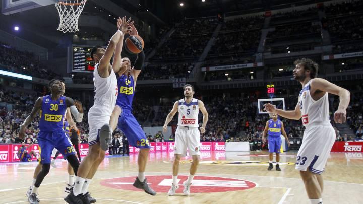 Resumen del Real Madrid-Maccabi de la Euroliga