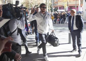 Ramos y el Real Madrid, ovacionados al llegar a Sevilla