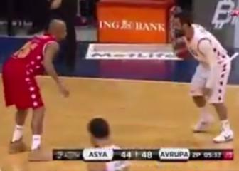 No va más de Arda: en sus días libres... ¡jugando el All-Star turco!